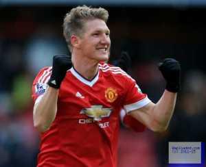 Manchester United well placed in title race – Schweinsteiger